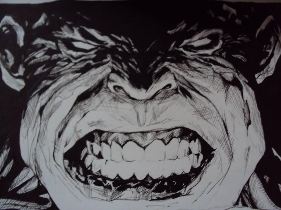 Hulk-WIP by Gasperman100