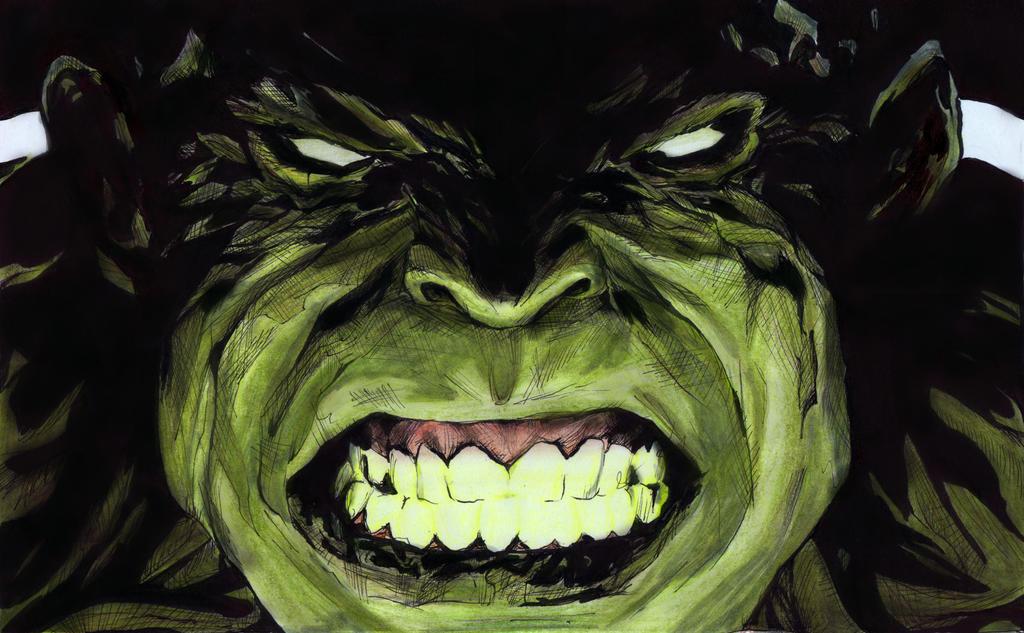 Hulk by Gasperman100