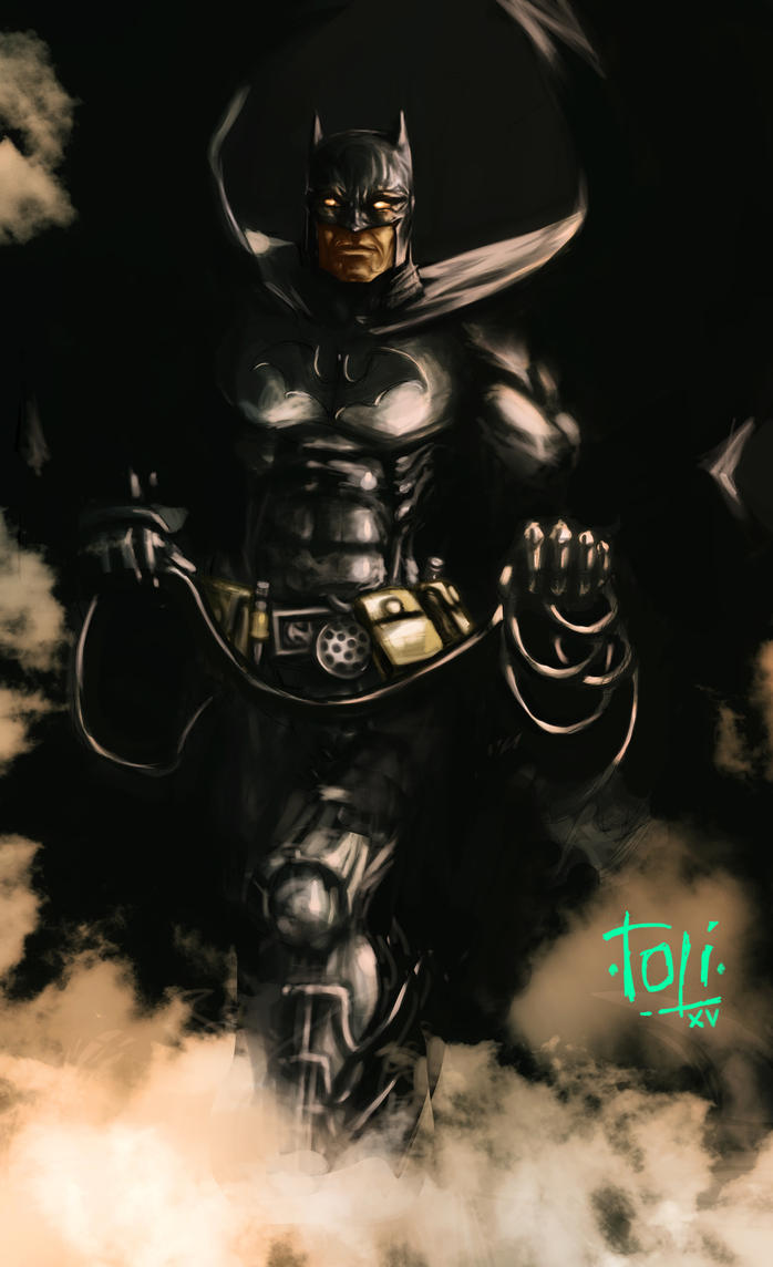 The Batman by 7oti