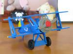 Sly Cooper's Biplane
