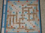 Sly Cooper Scrabble Board