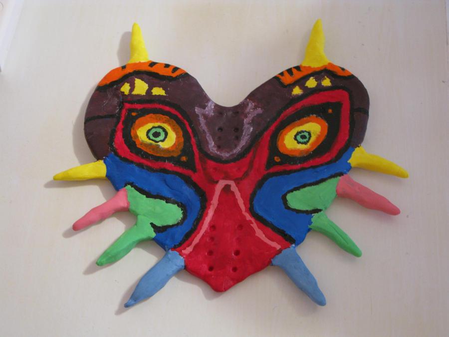Majora's Mask by SlyCooperRocks101