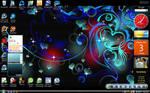 My desktop now