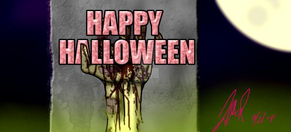 Halloween Graphic 2 by DaisRajiyura