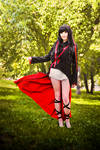 Azami - Kagerou project cosplay by Juriet