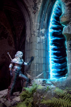 Where will the portal lead you Ciri?