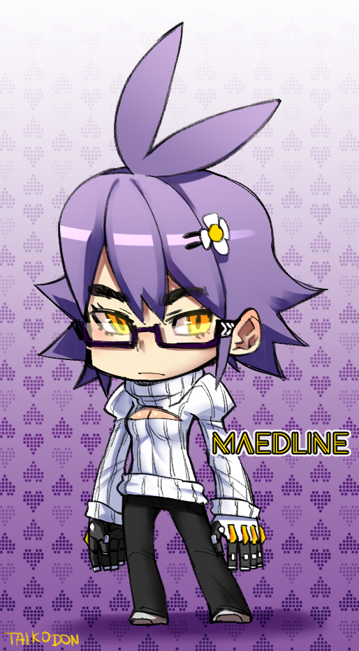 Maed by Taiikodon