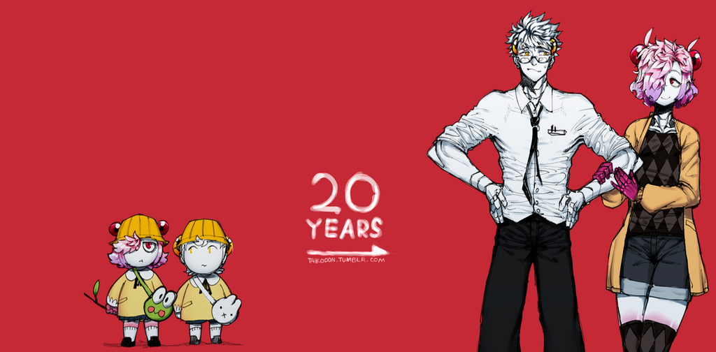 20 years later by Taiikodon