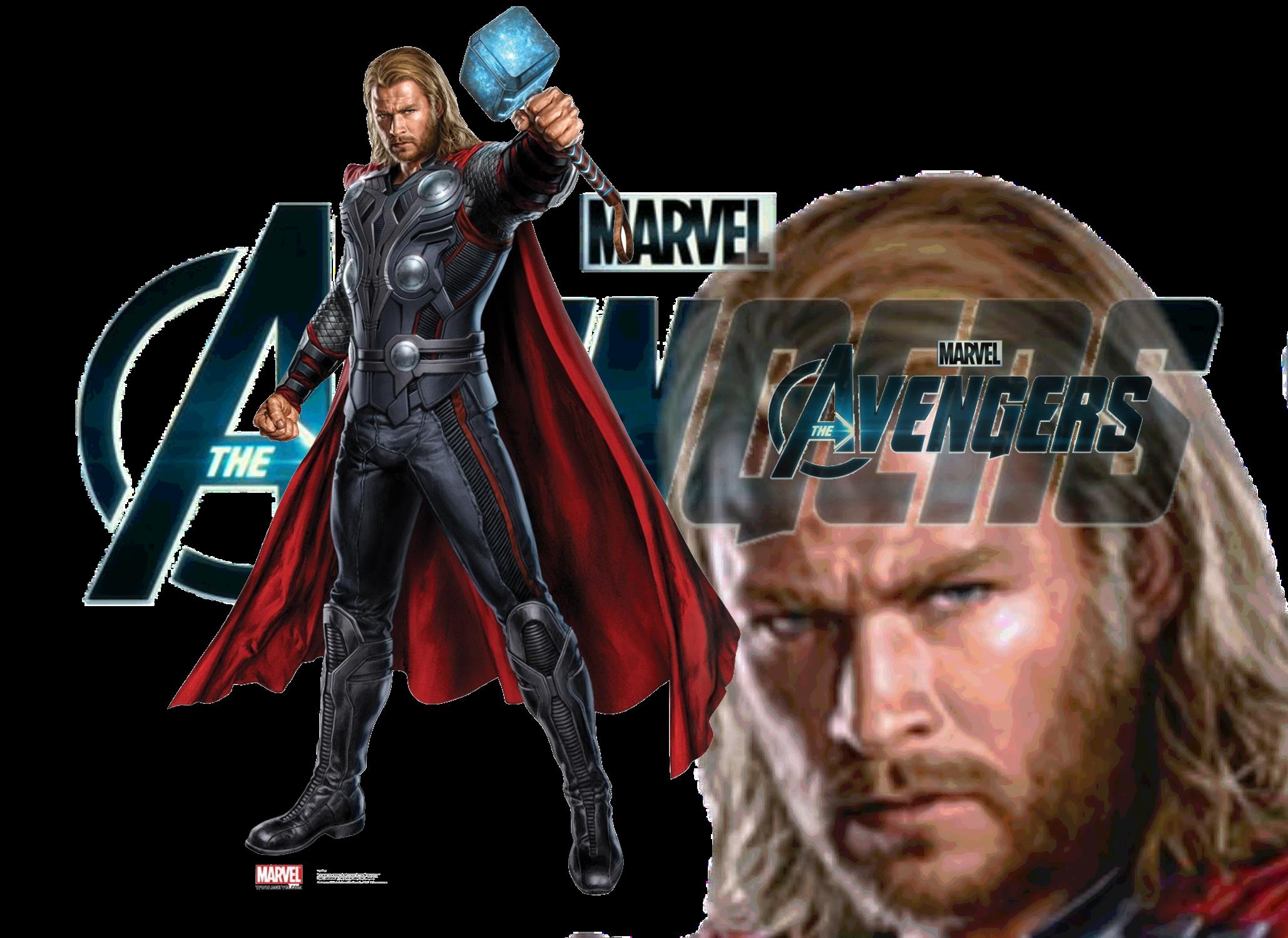 Thor wallpaper avengers hammer