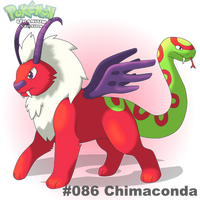 086 Chimaconda by Involuntary-Twitch
