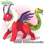 086 Chimaconda
