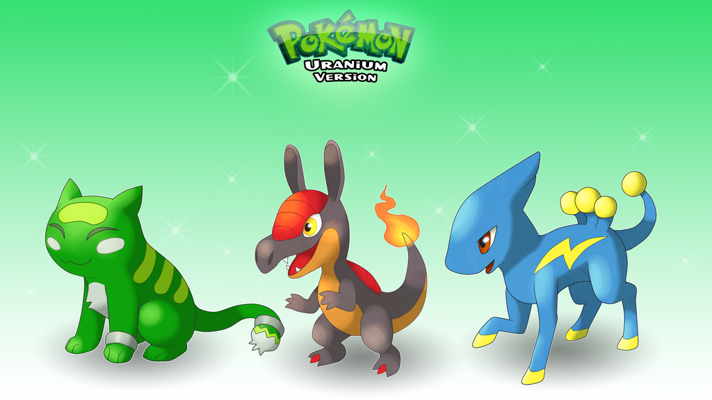 Choose Your First Pokemon By Involuntary Twitch On Deviantart