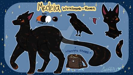 Medeia Ref