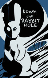 Down the Rabbit Hole [April Fools Comic Exchange]