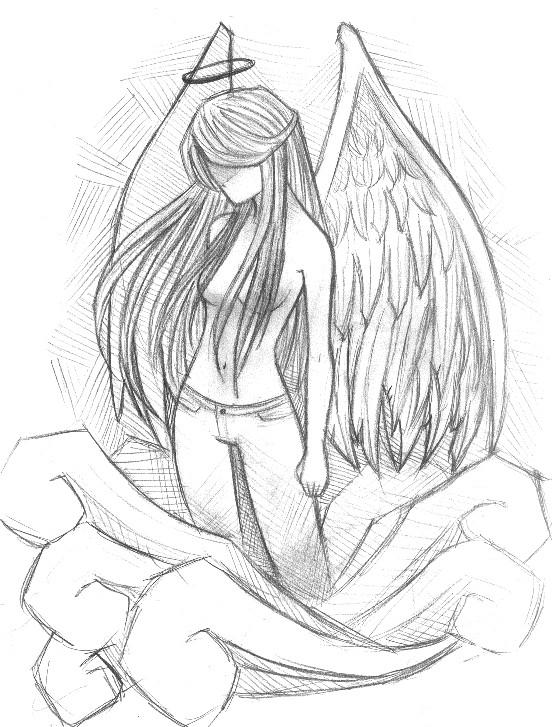 broken angel pictures