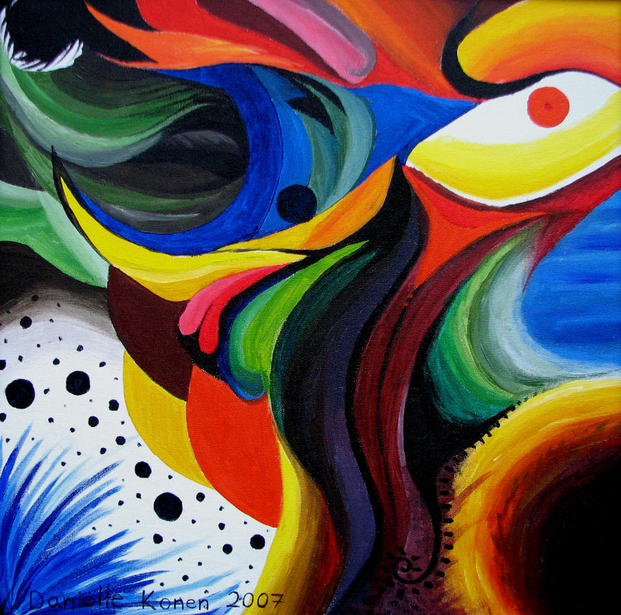 abstract 2007 by daniellek