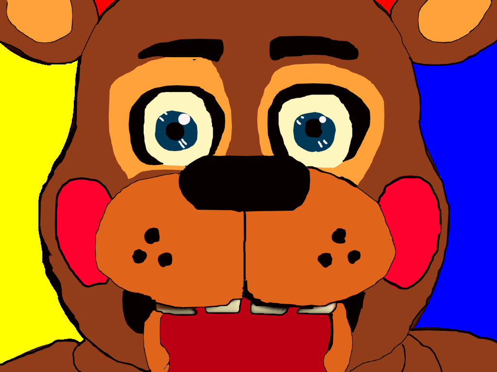 Fnaf 2 Toy Freddy Jumpscare by superrage398 on DeviantArt