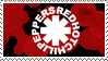 Red Hot Chili Peppers Stamp by rlhcreations