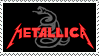 Metallica Stamp by rlhcreations
