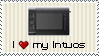 I Love my Intuos Stamp by rlhcreations