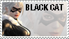 Black Cat Stamp by rlhcreations