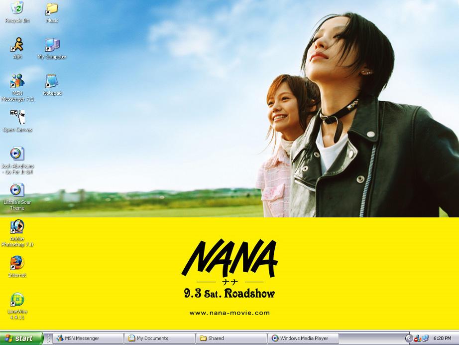 NANAness by Lilithia