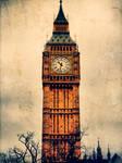 lovin' london by j4d3