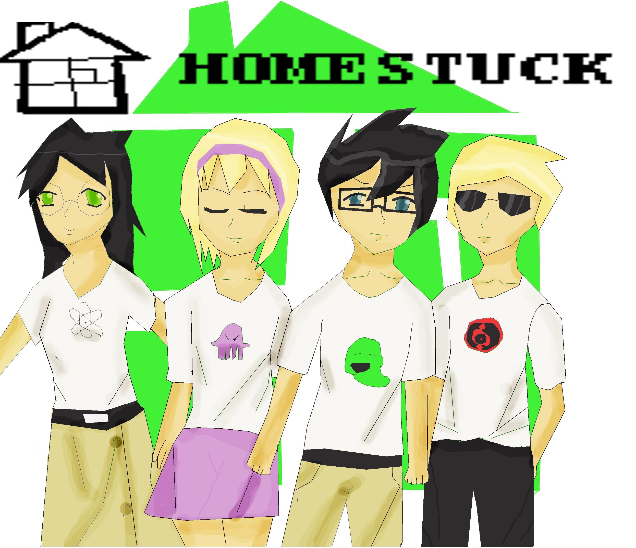 Homestuck Wallpaper Kids