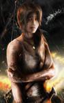 Tomb Raider  Contest-v2jpg by JohnZotack