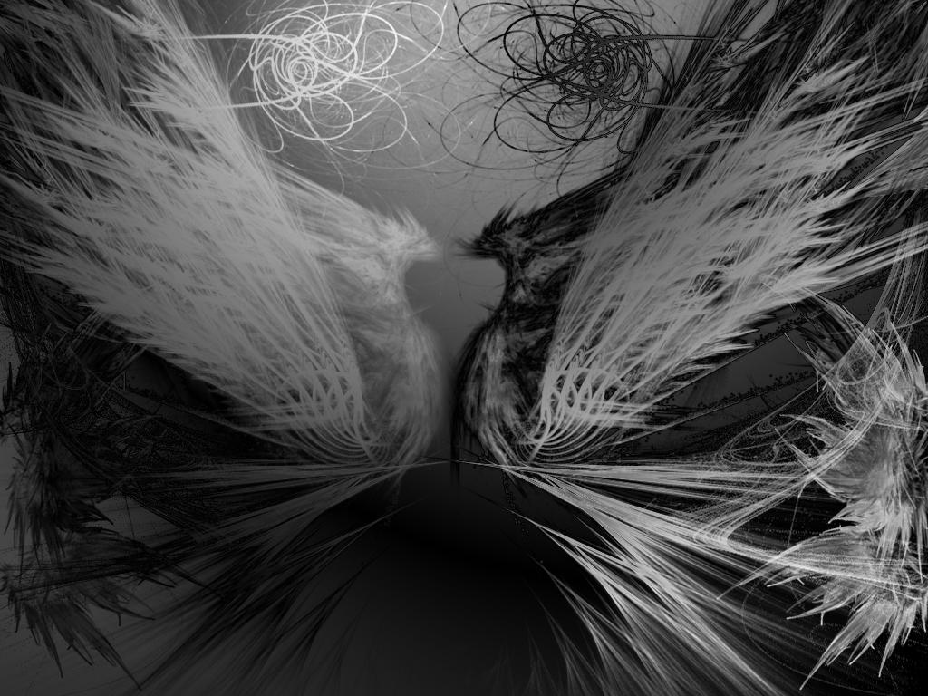 Light Vs. Dark by AG-Wing on DeviantArt for Dark Vs Light Art  113lpg