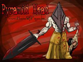 Pyramid Head by DrPayne
