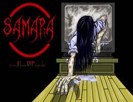 Samara by DrPayne