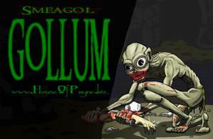 Gollum by DrPayne