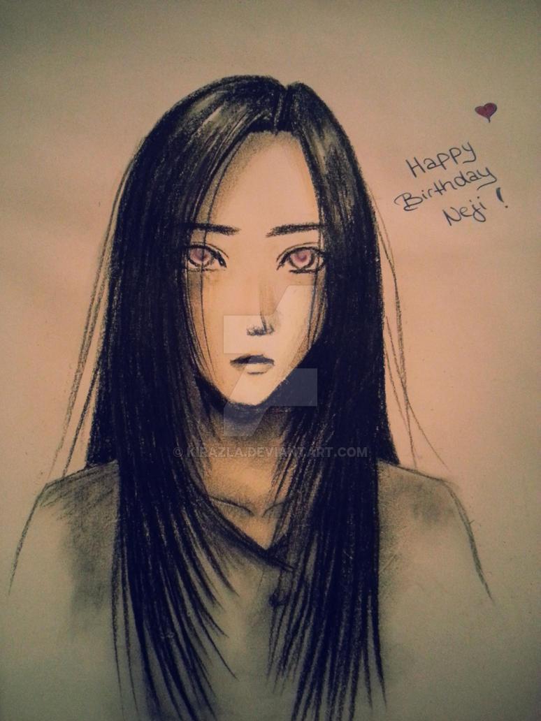 Happy birthday Neji ! by Kirazla
