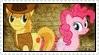 Pinkieburn Stamp by ShadowCatClaw