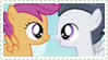 Rumbaloo Stamp by ShadowCatClaw