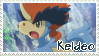 Pokemon Keldeo Stamp by Destiny-Light