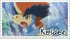 Pokemon Keldeo Stamp by ShadowCatClaw