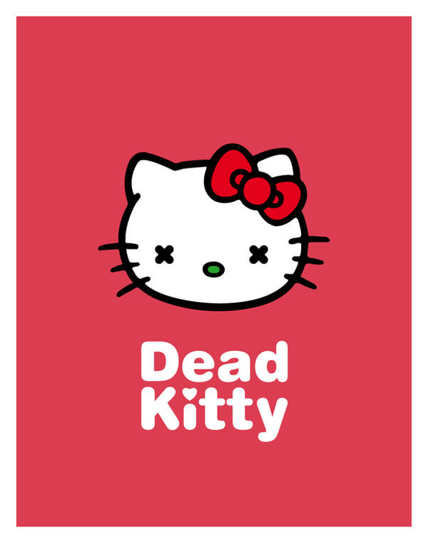Dead Kitty by sicknico