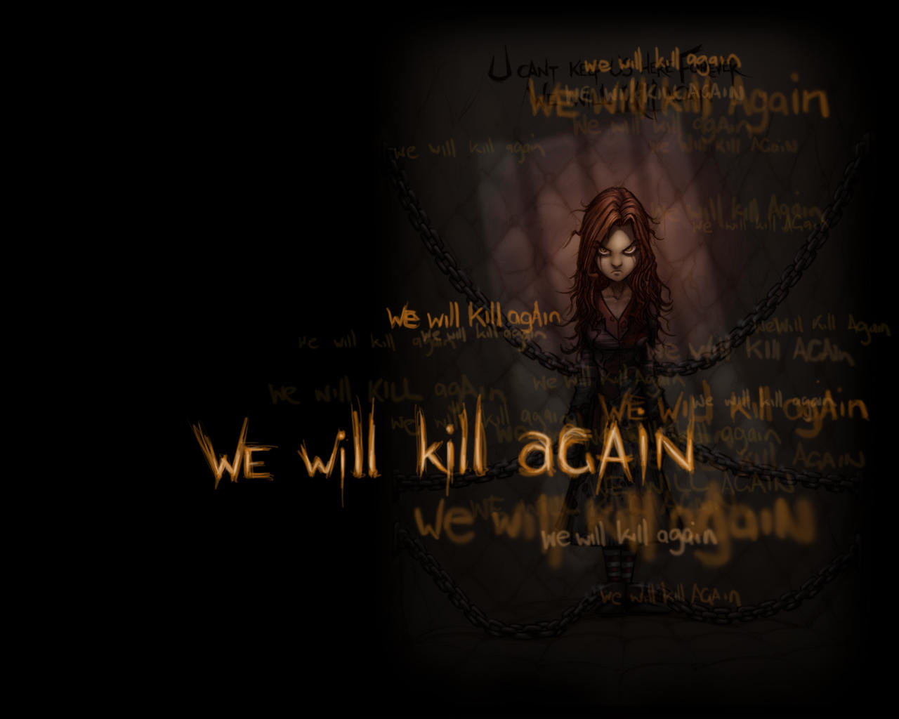 we will kill again wp by genesis on deviantart