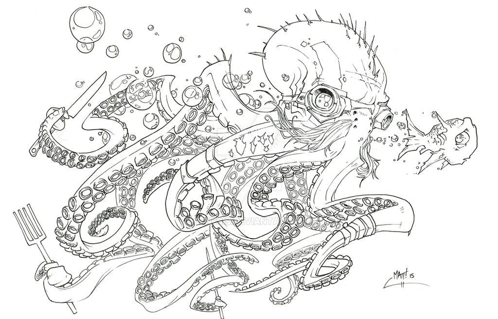 Octopus by genesis