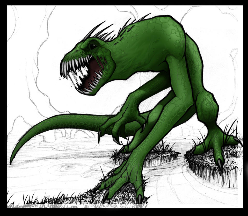 Random Blood_of_Reptile_III