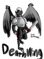 Deathwing by pawch