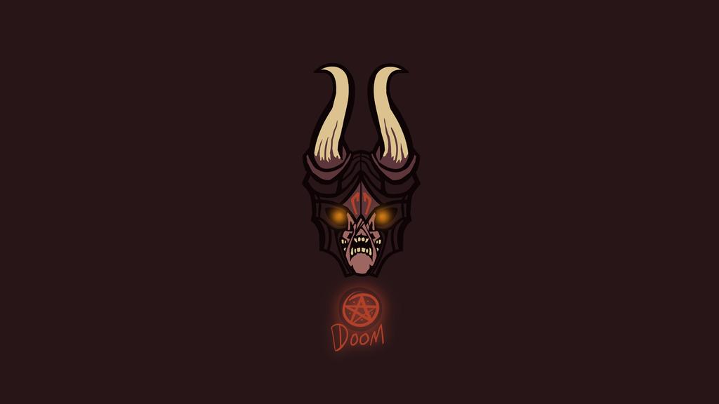 Doom wallpaper by ima bear on deviantart doom wallpaper by ima bear voltagebd Images