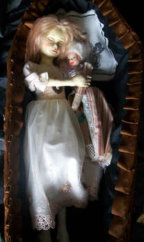 Claudia. Sleeping Vampire