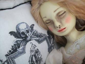 Claudia Sleeping