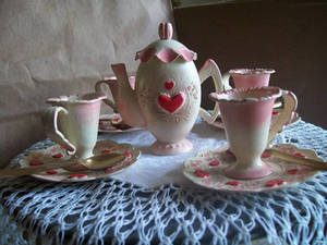 Dolls' Tea Set
