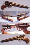 Plasma revolver - views