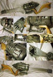 Implosion Rifle Side Detailed