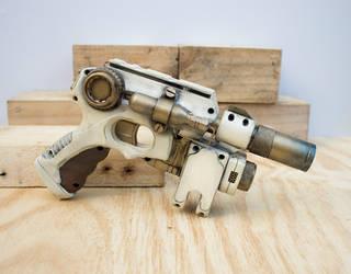 Imperial Guard Sidearm - Back - RoyalRange